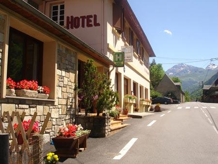 Relais d'Avajan - Gite et hôtel (Louron)