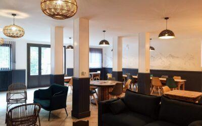 Hôtel familial depuis plus de 40 ans, le Relais d'Avajan fait peau neuve…